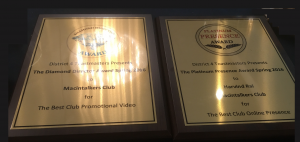 Two awards for macintalkers